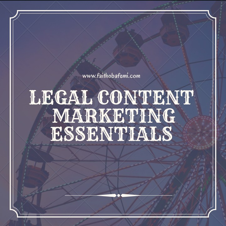 legal content marketing